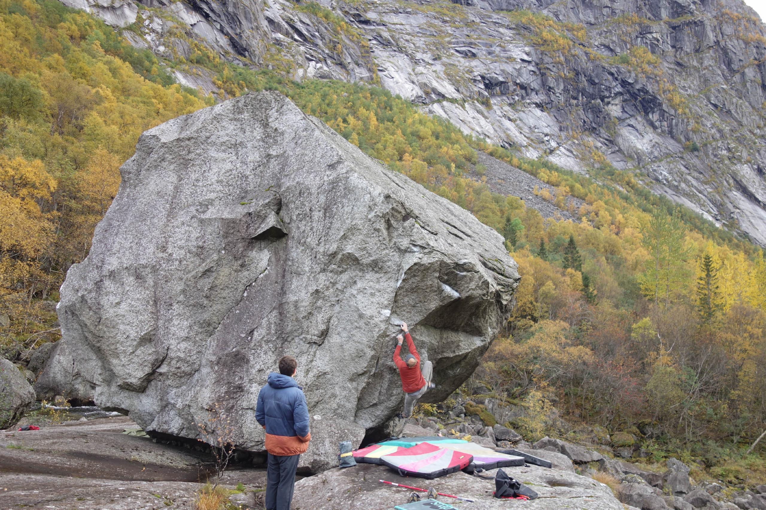 photographer: Jostein Øygarden, in photo: Stian Christopher Viken